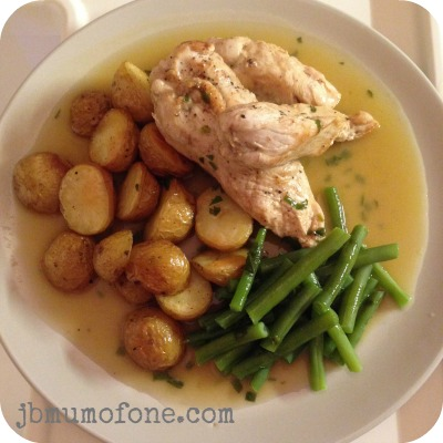 Poulet Saute Recipe