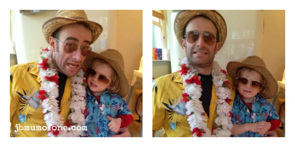 Summer Style With Daddy