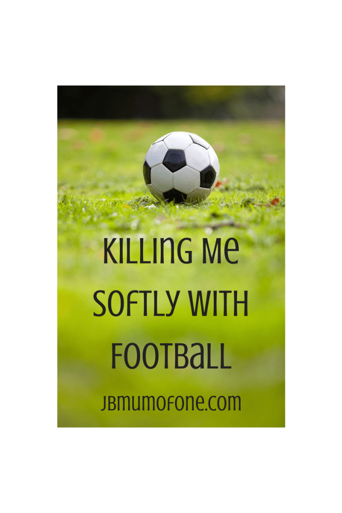 Killing Me Softly With Football…