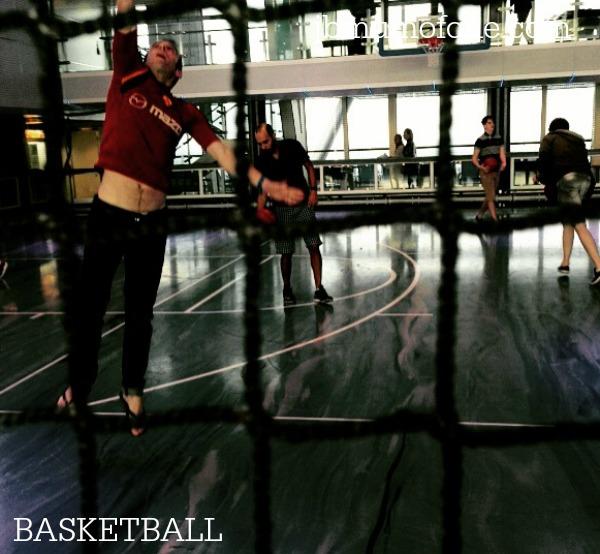 Anthem of the Seas: Basketball