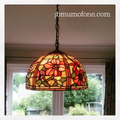 Tiffany Dragonfly Pendant Shade