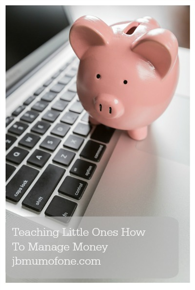 Teaching Your Little Ones How to Manage Money