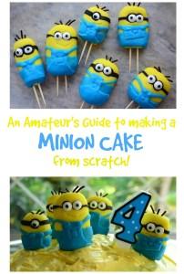 01 Make a Minions Cake from Scratch