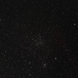 M38, open cluster
