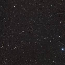 NGC 1513, open cluster, star cluster