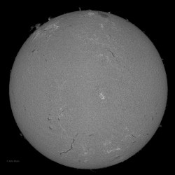 Sun 6-06-2013, Sunspot AR 1762
