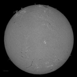 Sun 6-06-2013, Sunspot AR 1762