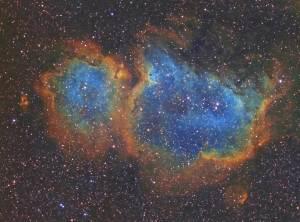IC 1848, Soul Nebula