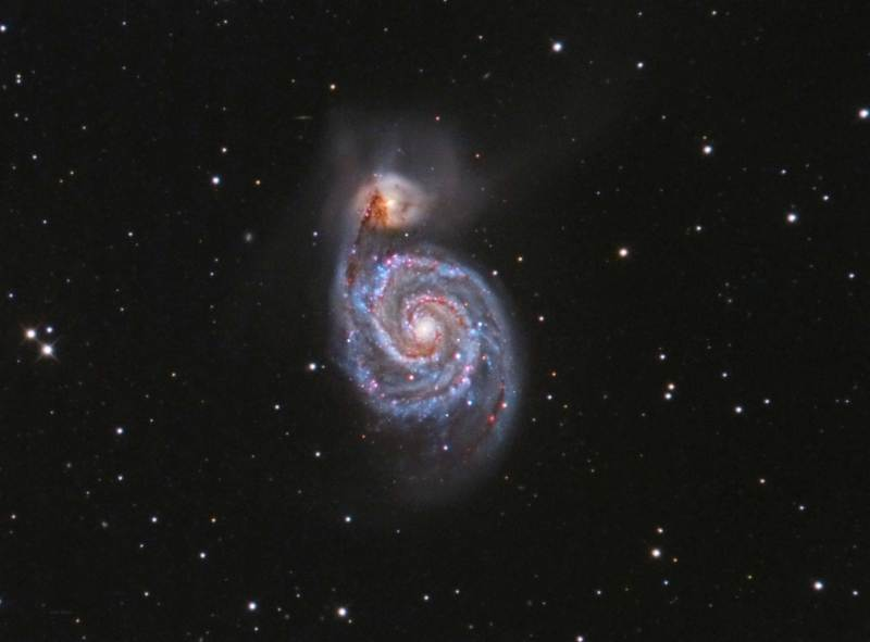 M51, M51a,M51b,NGC 5904