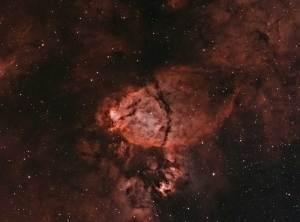 NGC 896,IC 1795,IC 1805