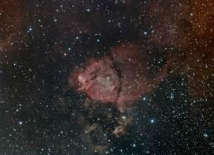 NGC 896, IC1795, IC 1805