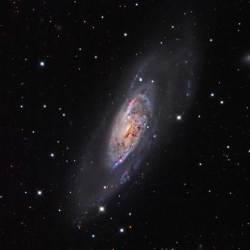 M106,NGC 4258,Messier 106