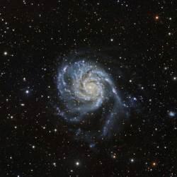 M101, Messier 101, Pinwheel Galaxy