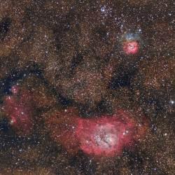 M8,M20,M21,IC1274,IC1275