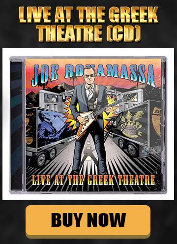 Joe Bonamassa 2017 Grammy Nominee Blues Album