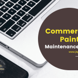 how to maintain commercial painting