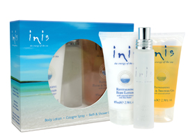 J Brandes carries Inis fragrances