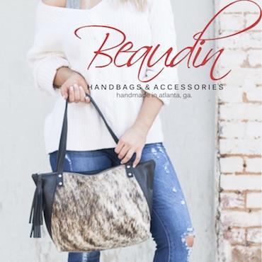 J Brandes Carries Beaudin Designs