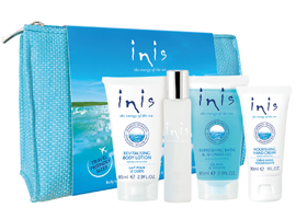 J Brandes carries Inis Voyager Gift Sets