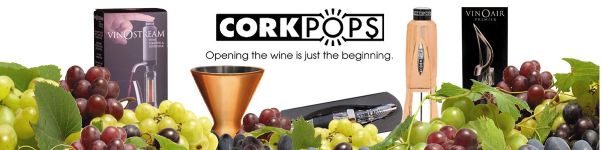 J Brandes carries Cork Pops