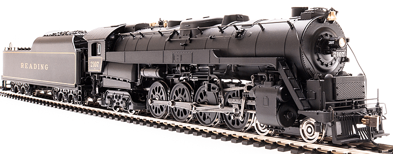 Foreign Locomotives on the PRR