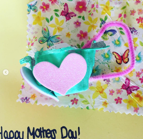 A Tea Cup For Mother's Day
