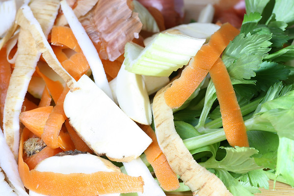 Gemüseschalen