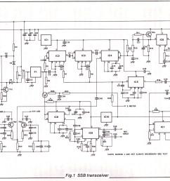 simple qrp transceiver circuit diagram [ 2880 x 1984 Pixel ]