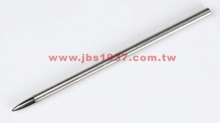 專用拋光材料-貴金屬壓光棒-鎢鋼壓光棒 - 大圓