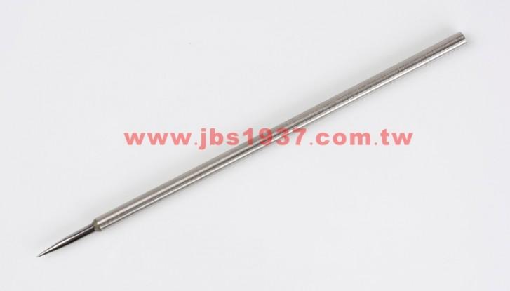 專用拋光材料-貴金屬壓光棒-鎢鋼壓光棒 - 小尖