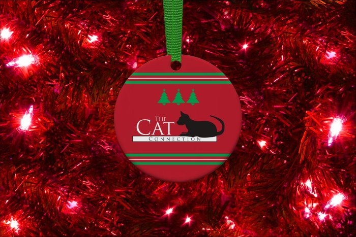 The Cat Connection Ornament