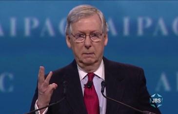 AIPAC 2017: Sen. Mitch McConnell