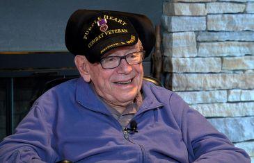 WWII Veteran Dan Roberts