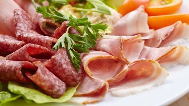 26708791 - meat appetizer