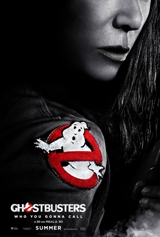 Ghostbuster movie photos and posters