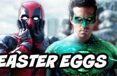 Deadpool easter eggs