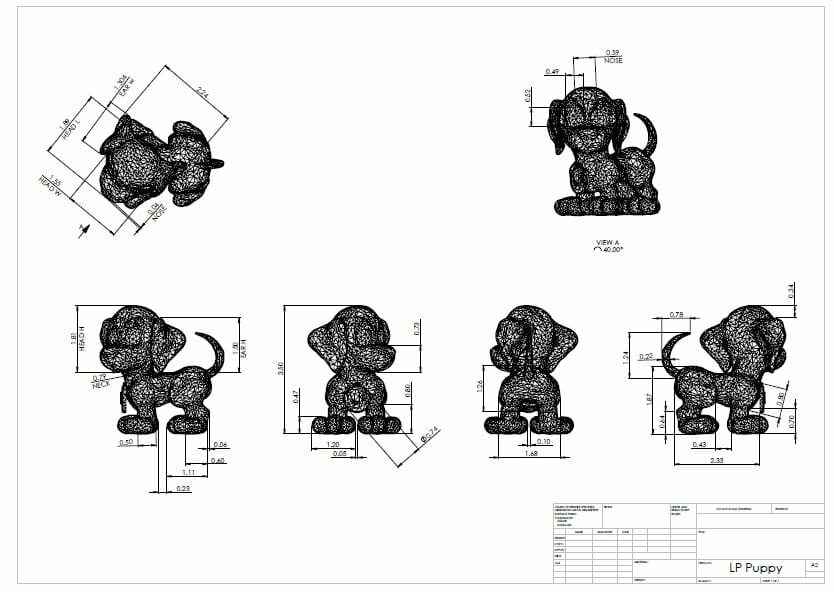 International Patent Drawings and Idea Process