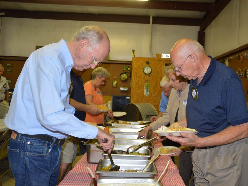 2015 Rotary Fish Fry Picnic  St Joseph Conway Interact Club