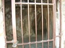 Interior prisión