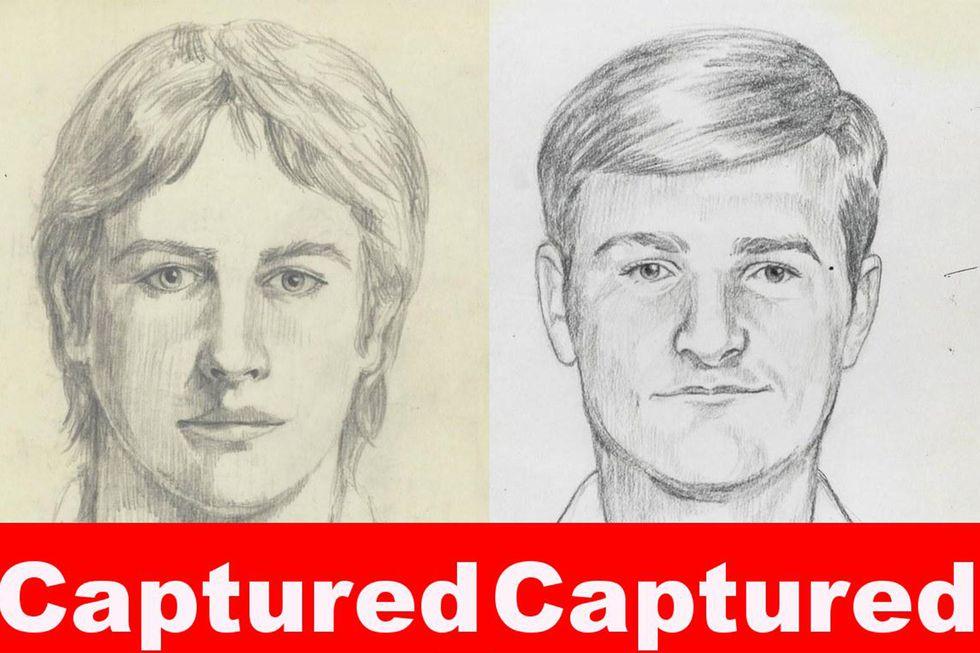 Hunting the Golden State Killer