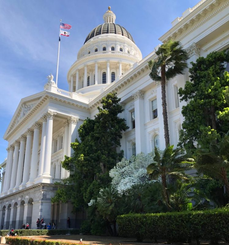 Planned Parenthood Advocacy Day at the California State Capitol 2019