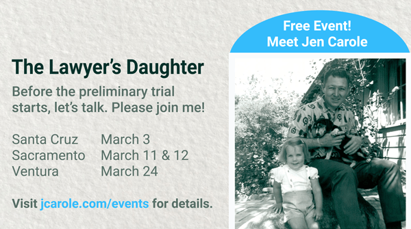 Live Event with Jennifer Carole - Free!