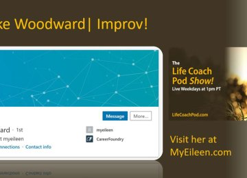 Improv with Eileen Woodward