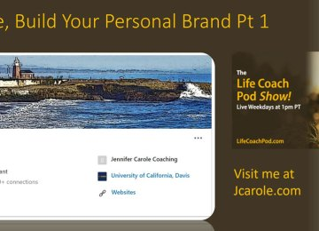 Building Your Personal Brand Jennifer Carole