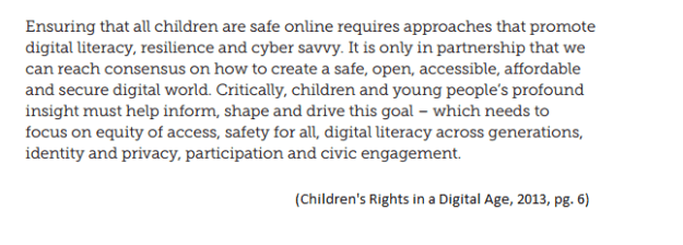 Intergenerational Digital Literacy
