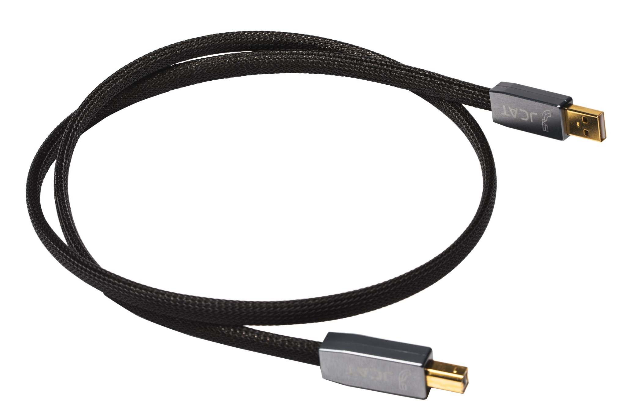 JCAT USB Cable. Hi-end digital audio interconnect for computer audiophiles