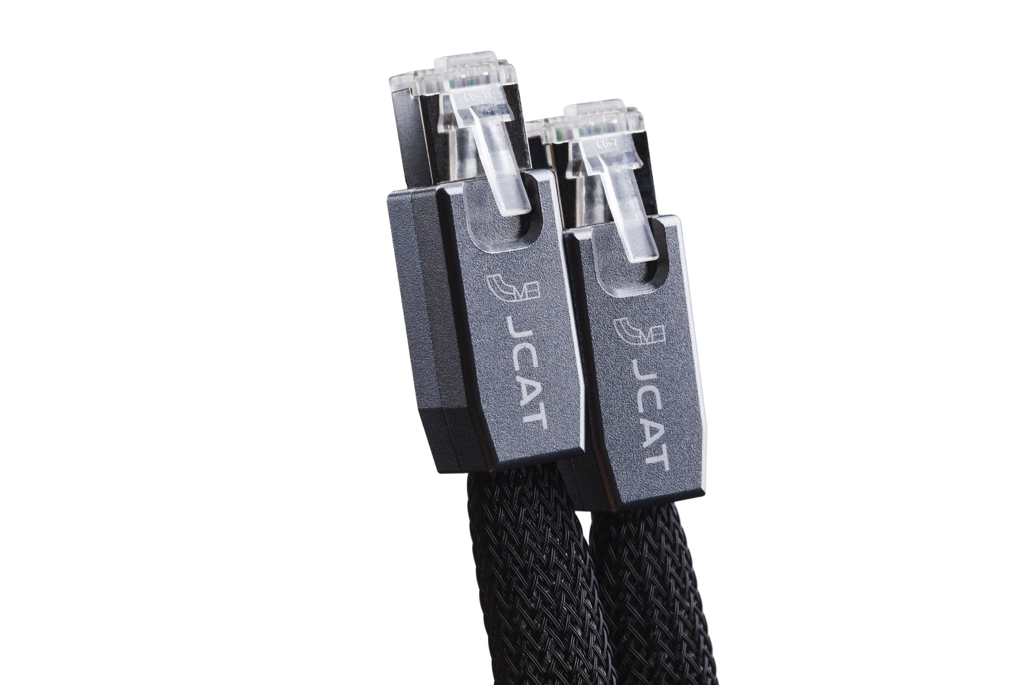 JCAT LAN Cable. Hi-end ethernet cable for music servers and audiophile streamers