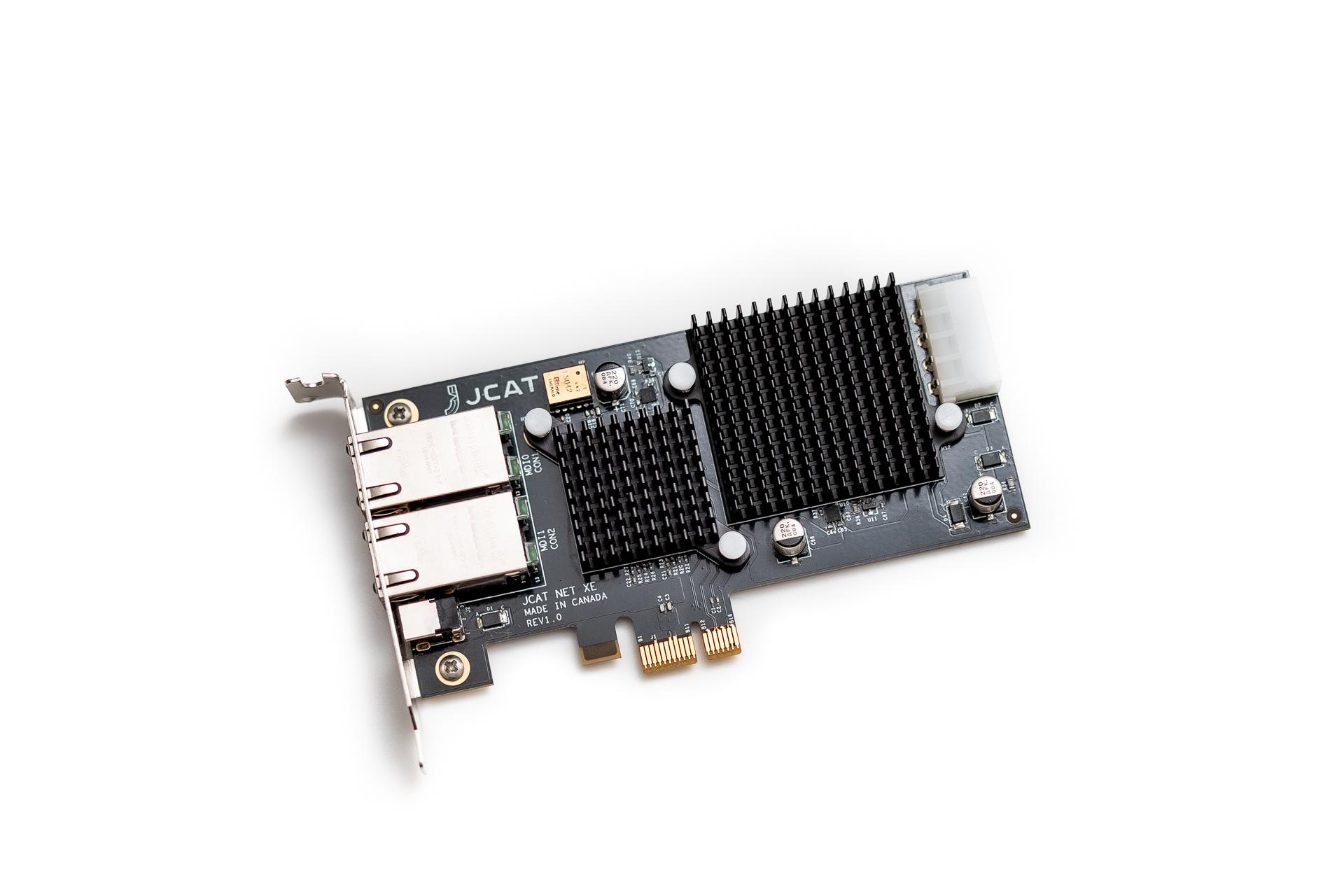 NET CARD XE hifi network card
