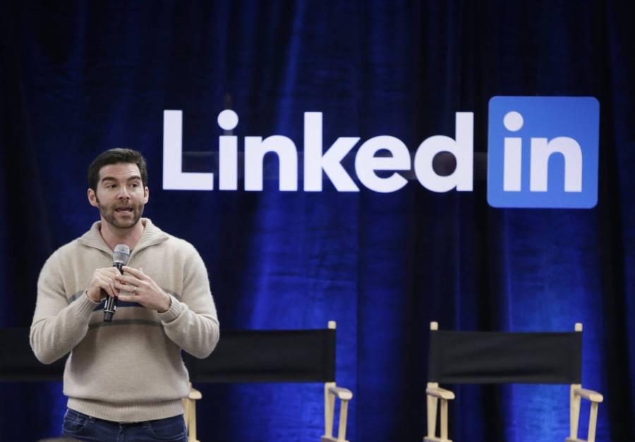 El consejero delegado de LinkedIn, Jeff Weiner