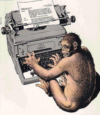 mono-escribir
